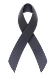 Black ribbon Stock Photos