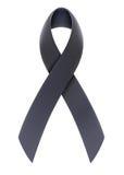 Black ribbon Stock Photos
