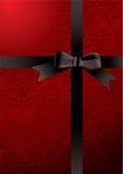 Black ribbon Stock Photography