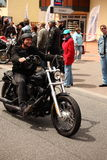 Black Rider Royalty Free Stock Photos