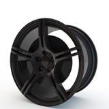 Black rim Royalty Free Stock Photos