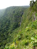 Black River Gorges. National Park, Mauritius Island Royalty Free Stock Photography