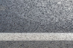 Black road texture Royalty Free Stock Photography