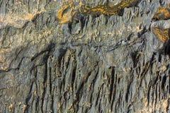 Black Rock Royalty Free Stock Image