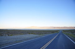 Black Rock Desert Stock Photo