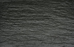 Black rock texture Royalty Free Stock Image