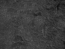 Black Rock Texture Stock Images