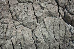 Black rock texture Stock Image