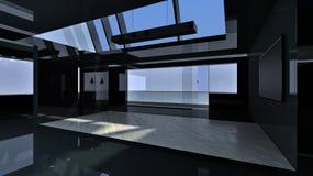 Black room Stock Image