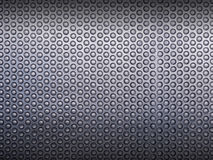 Black rubber mat Royalty Free Stock Images