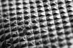 Black rubber mats Stock Photo