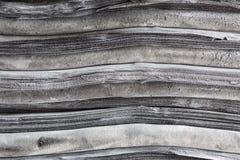 Black rubber sheet Stock Image