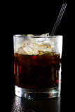 Black russian Stock Image