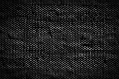 Black and rust metallic mesh background texture Stock Photo