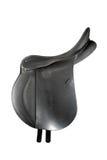 Black saddle Royalty Free Stock Photos