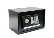Black safe Stock Photos