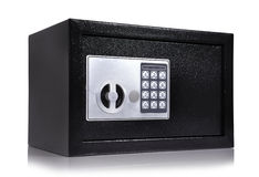 Black safe Royalty Free Stock Images