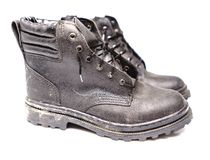 Protection Worker Shoes stock image