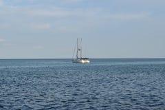 Black Sail Stock Photo