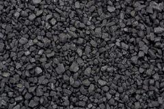 Black Salt Crystals stock images