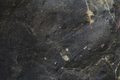 Black sandstone Royalty Free Stock Images