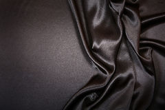 Black satin Stock Photos