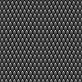 Black Scales Seamless Pattern Texture. Stock Royalty Free Stock Photography