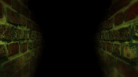 Free Black Scary Corridor. Running In The Dark Corridor. Royalty Free Stock Photography - 94014467