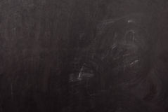Black school board. Black school chalkboard. Texture for design Royalty Free Stock Images