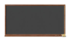 Free Black School Board Cutout Stock Photo - 12607770