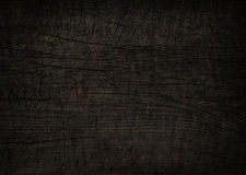 Black scratched grunge cutting board. Royalty Free Stock Image
