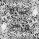 Black scratched grungy texture background Stock Photography