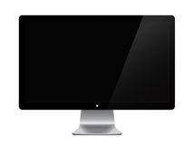 Black screen Royalty Free Stock Photo