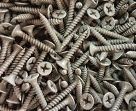 Black screw Stock Photos