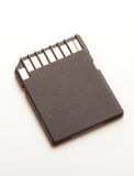 Black SD Memory Card Stock Images