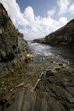 Black Sea Royaltyfria Foton