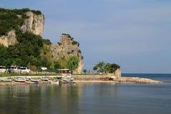 On the Black Sea Royalty Free Stock Photo
