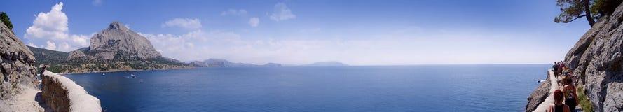 The Black Sea Stock Photo