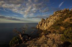 Black Sea Arkivbilder
