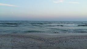 Black Sea Royaltyfri Fotografi