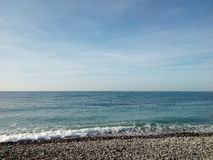 Black sea. Adler and Sochi coast of Black Sea stock images