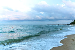 Black Sea Royalty Free Stock Image