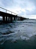 The Black Sea coast. The Black Sea royalty free stock photography