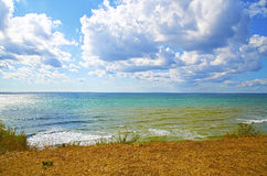 Black sea coast Royalty Free Stock Photos