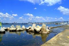 Black sea coast,Bulgaria Royalty Free Stock Photography