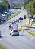Black Sea Coast Cycling Tour,Bulgaria Stock Photos