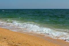 Black Sea coast. Stock Photography