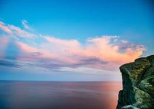 Black Sea coast Royalty Free Stock Photography