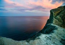 Black Sea coast Stock Photos