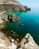 Black sea coastline Stock Image